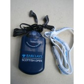 Barclay's Scottish Open Radio